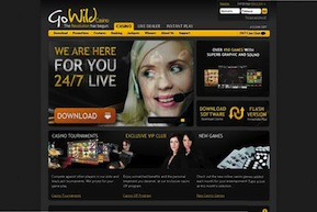 Go Wild Casino screenshot